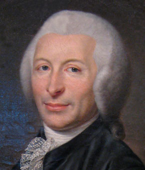 portrait of Dr. Guillotin